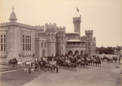The Palace, Bangalore.